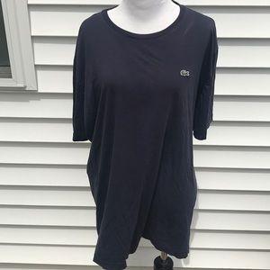 Lacoste  shirt size large